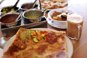 Roti 6 Iskandar & Noralizah Curry House