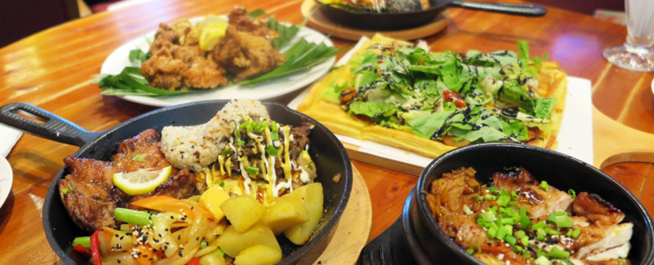 Restaurant review the caf bbq miri borneo insider 39 s guide for X cuisine miri