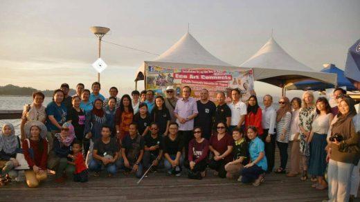 Kaleidoscope Makes a Bruneian Debut at the Kota Kinabalu Eco-Art Exhibit