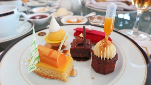 The Dorchester Collection Afternoon Tea at The Empire Hotel & Country Club
