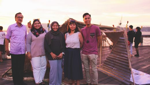 An Interview with Team Kaleidoscope, the Artists Behind PENJAGA