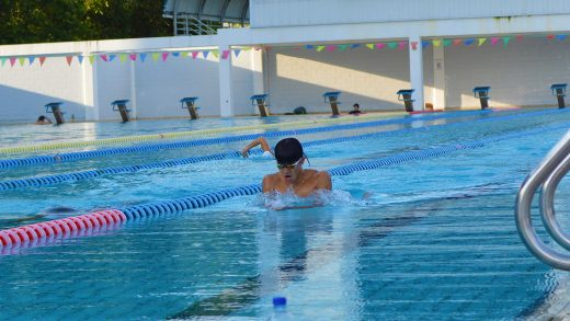 Local Swimmers Set to Make Waves at the 41st SEA AG Swimming Championships