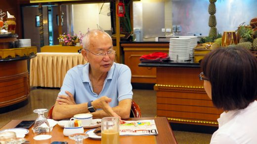 William Wongso and the Importance of Learning Culinary Roots