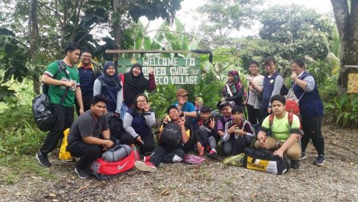 Education & Fun Come Together in the Sumbiling Eco Village School Camp