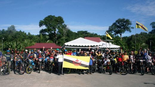 Royal Brunei Enduro 2017