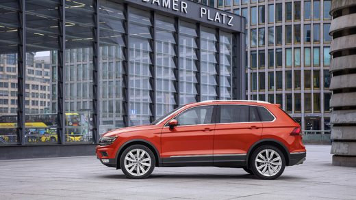 Launch of the All New Volkswagen Tiguan