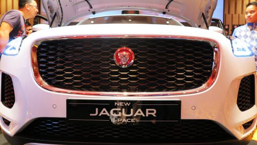 The Grand Launching of The Jaguar E-Pace