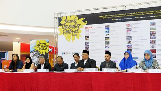 Full Steam Ahead for the Brunei December Festival 2018