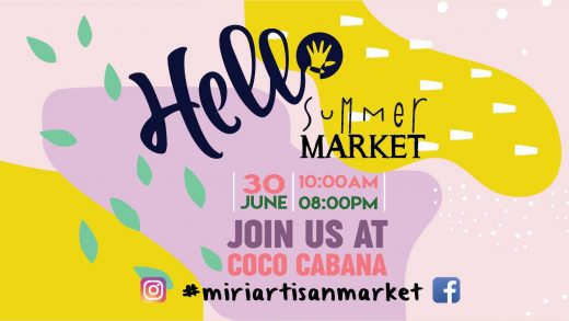 Miri Artisan Market: Summer Market Edition