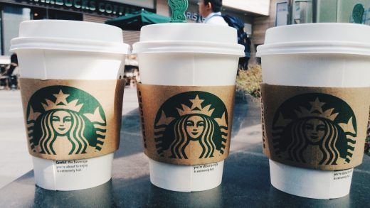 Starbucks Brings In Fizzy and Foamy Elements With New Line of Drinks
