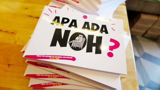 'Ada Apa Noh?' Comic Book Launch