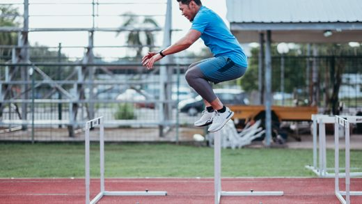 Athletic Aspirations: Mohd Fakhri Ismail