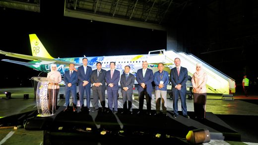 Royal Brunei Spreads Its Wings with the RB A320NEO