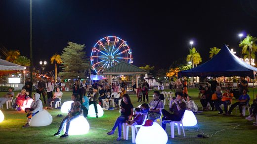 Music & Magic at Jerudong Park's Enchanted Night Vol II