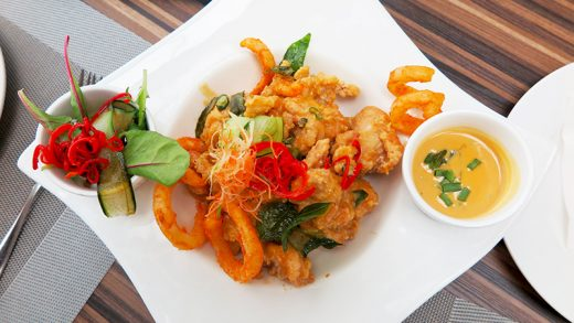 Salted Egg Fiesta at Anjung Saujana Restaurant