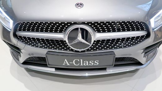 Hey Mercedes! Safety, Class, and All the Fun Stuff in the New A-Class