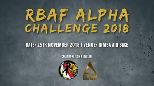 Test Your Limits with the RBAF Alpha Challenge 2018