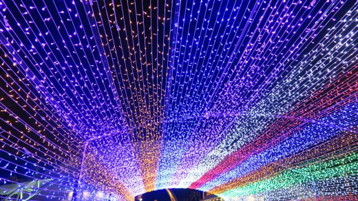 "Jerudong Park Celebrates December Starting with ""Story of Lights"""
