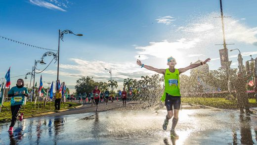 Borneo Marathon: A Champion of Charity and Communities