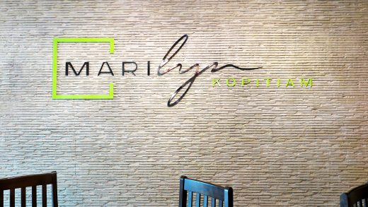 Good Vibes and Good Eats at Marilyn Kopitiam