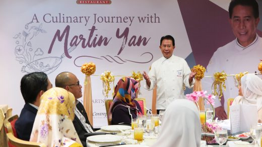 A Culinary Journey to Remember with Chef Martin Yan
