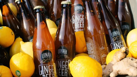 Quench Your Thirst With Sabah's Very Own Special Ginger Beer