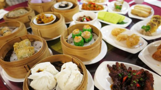 Get Your Dim Sum On For Sahur At Mulia Hotel's Vanda Restaurant