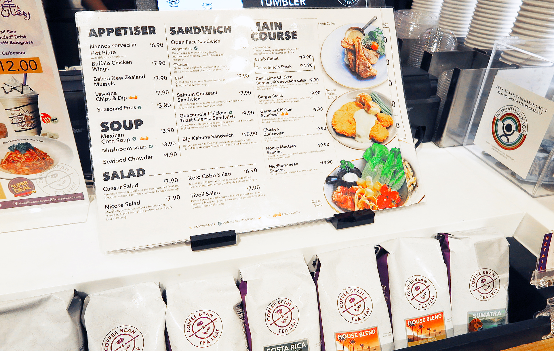 Coffee Bean And Tea Leaf Celebrates Opening Of Its Latest Gourmet Outlet Borneo Insider S Guide
