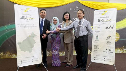 Royal Brunei to Launch RB Link Destinations to Sibu and Bintulu in November