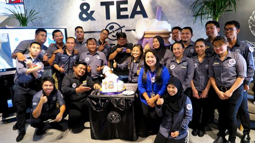 The Coffee Bean & Tea Leaf® Brunei Celebrates Milestone Event with the Introduction of the Coffee Bean Membership Card