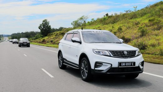 Long-Awaited Proton X70 Makes Its Official Debut on Bruneian Roads