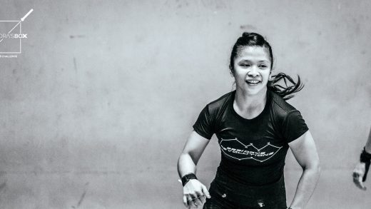 Meet Nina Juna: Brunei's very own CrossFit Queen