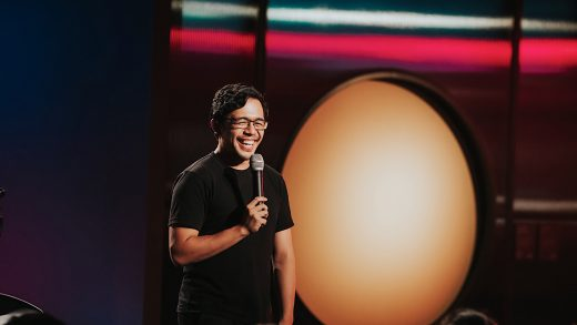 Local Comedian Zainal Bostaman Brings the Laughter to Stand-Up Asia!