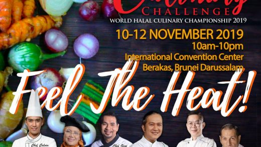 Feel the Heat: the BIMP Eaga Culinary Challenge, 10-12 November 2019