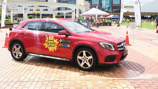 The Brunei December Festival Launches In The Capital With Great Success