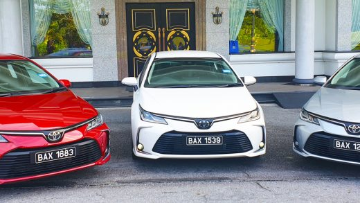 Toyota Corolla Altis Officially Available For Viewing At NBT Showrooms