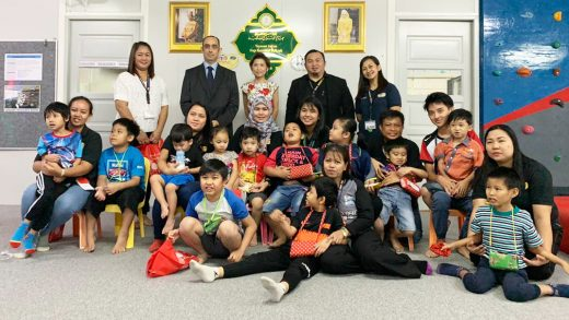 Cecilia Lee Donates Proceeds from Photo Exhibition Showcased at the Turkish Embassy to SMARTER and YASKA Brunei