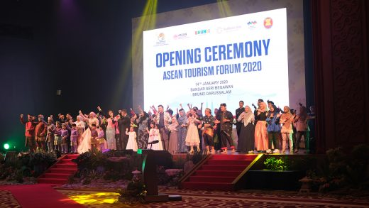 The ASEAN Tourism Forum 2020 Embrace the Next Generation of Travel