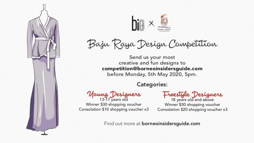 Go BiG & Stay Home! BiG x Firoz Jaya Baju Raya Design Competition