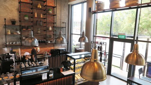 Coffee On Point at Pavo Point's Roasted Sip