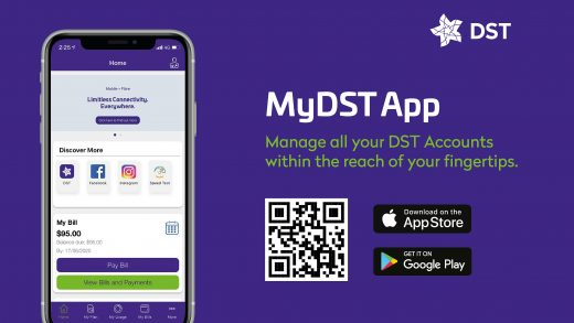 Everything at Your Fingertips with the MyDST App