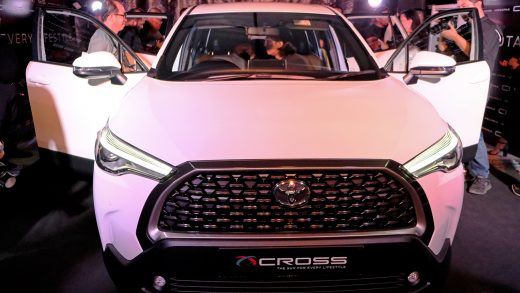 The All-New Toyota Cross – an SUV for All Lifestyles