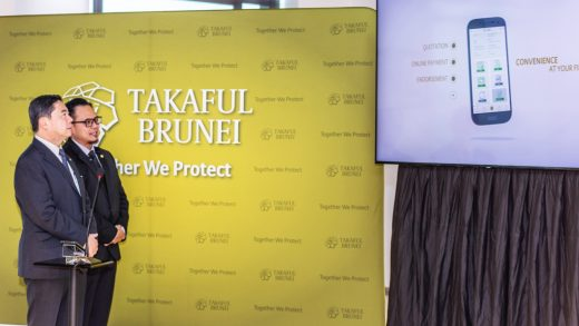 Takaful Brunei Launches Takaful Brunei Mobile App