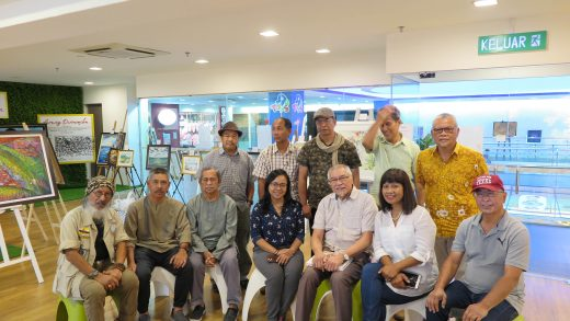 Loreng Dinamika: Gathering of Brunei's greats